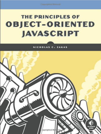 The Principles of Object-Oriented Javascript Принципы ООП в javascript