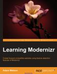 Learning Modernizr, изучаем Modernizr, Modernizr книги, Modernizr книга, Modernizr pdf