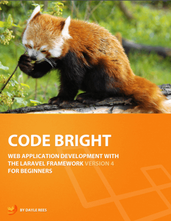 Rees D. - Laravel - Code Bright - 2013