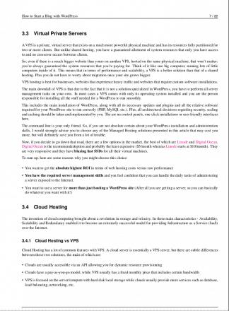 How to Start a Blog with WordPress, Nikos Souris (2016) PDF