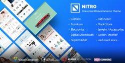 Nitro Universal WooCommerce Theme 2017